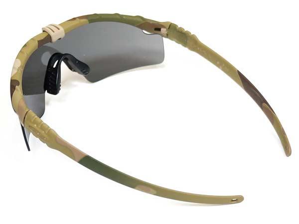 実物新品【OAKLEY社製】SI Ballistic M Frame 3.0 Multicam w/Grey (009146-02)