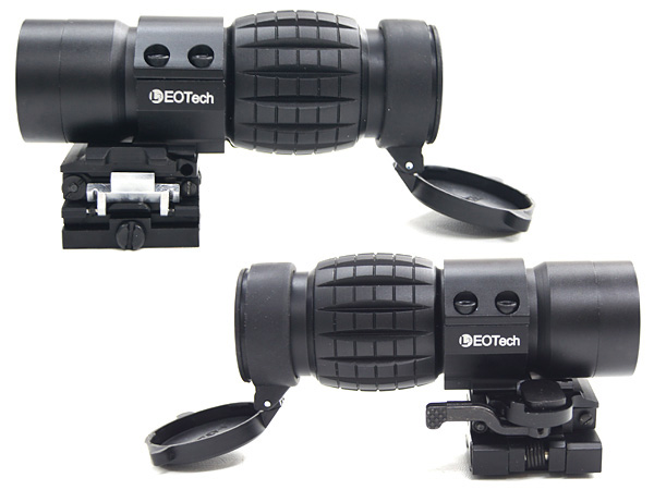 M4シリーズに最適!!最新のEoTech EXPS3ホロサイトレプリカと3倍コンバーターの限定セット!!