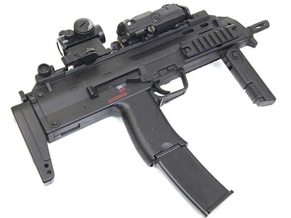 Well製 MP7A1コンパクトマシンガン 電動エアガン